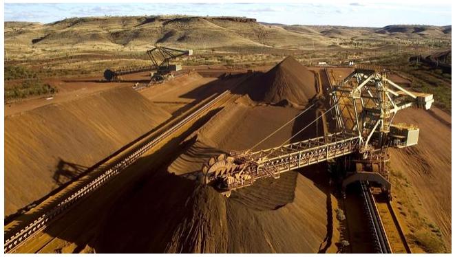 Le minerai de fer reste solide, moins sensible au conflit commercial Chine-Australie
