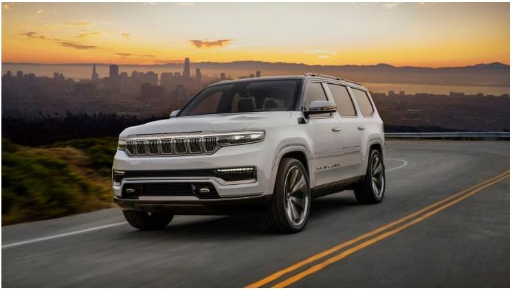 Le SUV Jeep Grand Wagoneer dépassera les 100000 $ en tant que produit phare de luxe de la marque