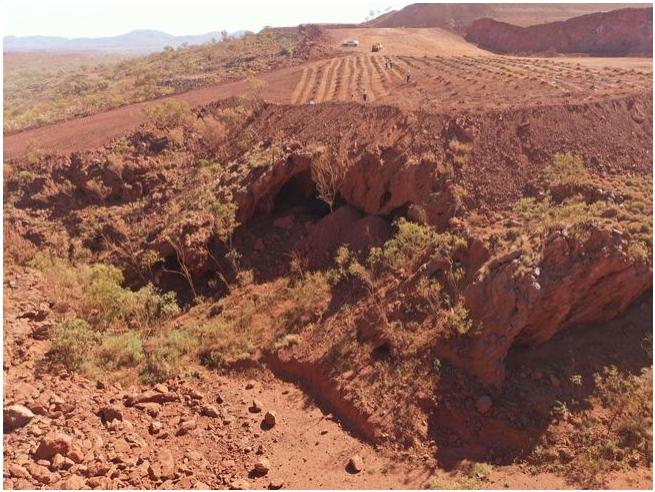 Patrons miniers grillés après avoir détruit un site aborigène sacré