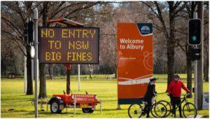 Traverser la frontière NSW-Victoria: qui est admissible à un permis
