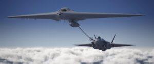 Le drone de Boeing a ravitaillé un avion en vol pour la première fois de l'histoire
